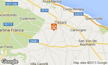 Mappa Ostuni Alloggio insolito 92423