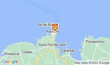Mappa Roscoff Appartamento 69746