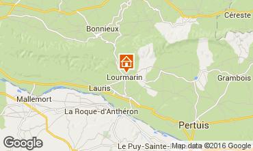 Mappa Lourmarin Villa  102991