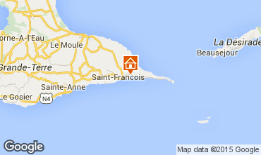Mappa Saint Francois Villa  8020