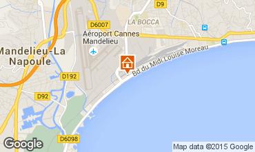 Mappa Cannes Monolocale 5505