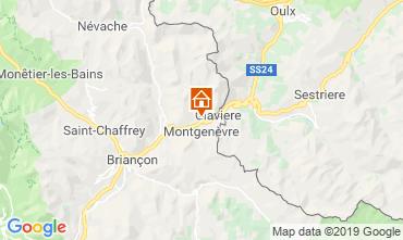 Mappa Monginevro Appartamento 82860