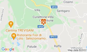 Mappa Salò Villa  113714