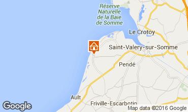 Mappa Cayeux-sur-Mer Casa 81293