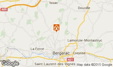 Mappa Bergerac Casa 30713