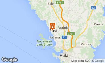 Mappa Peroj Appartamento 93896