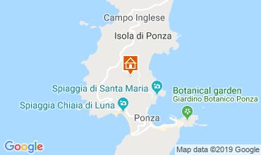 Mappa Ponza Appartamento 119208