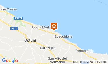 Mappa Ostuni Villa  118210