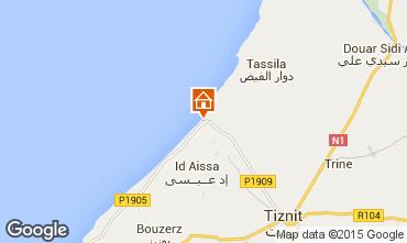 Mappa Tiznit Villa  101141