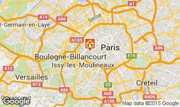 Mappa PARIGI Monolocale 102221