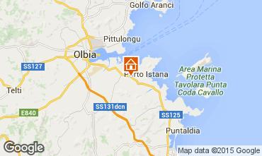 Mappa Olbia Appartamento 35693