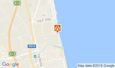 Mappa Alba Adriatica Appartamento 61621