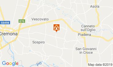 Mappa Cremona Casa 101566