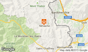 Mappa N�vache Chalet 95236