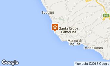Mappa Punta Secca Appartamento 73910