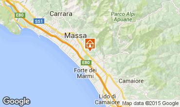 Mappa Pietrasanta Casa 97321