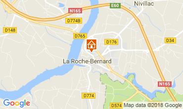 Mappa La Roche-Bernard Agriturismo 114627