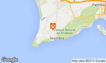 Mappa Sesimbra Appartamento 43905