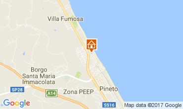 Mappa Pineto Appartamento 112327