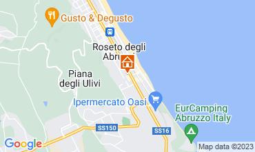 Mappa Pineto Appartamento 47128