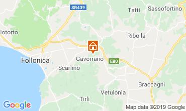 Mappa Gavorrano Villa  118750