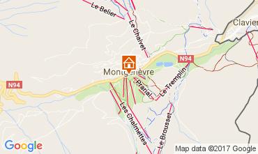 Mappa Monginevro Appartamento 95754
