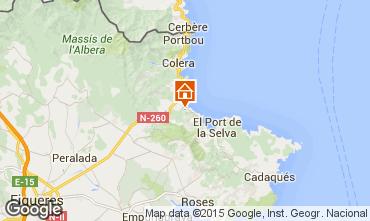 Mappa Llança Villa  96959