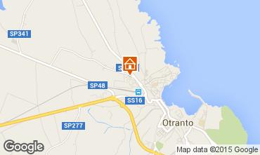 Mappa Otranto Appartamento 77627