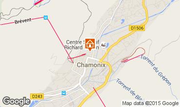 Mappa Chamonix Mont-Blanc (Monte Bianco) Appartamento 66847