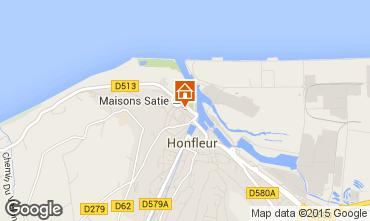 Mappa Honfleur Appartamento 98685