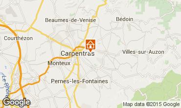 Mappa Carpentras Villa  64680
