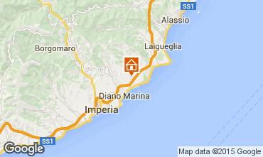 Mappa San Bartolomeo al Mare Appartamento 86179