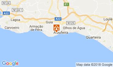 Mappa Albufeira Appartamento 113722
