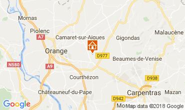Mappa Avignone Casa 113130