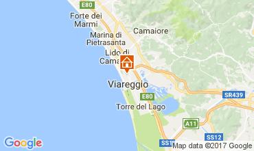 Mappa Viareggio Casa 110171