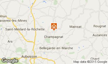 Mappa  Chalet 95887