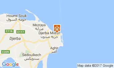 Mappa Djerba Villa  112810