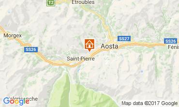 Mappa Aosta Appartamento 73820
