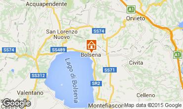 Mappa Bolsena Appartamento 68505
