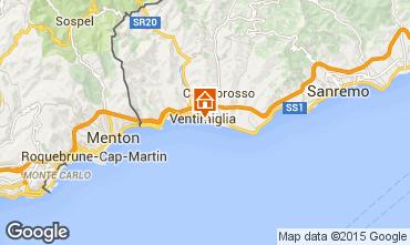 Mappa Ventimiglia Appartamento 82190