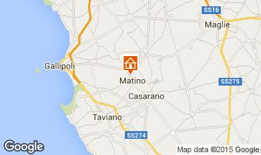 Mappa Gallipoli Appartamento 97824