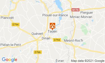 Mappa Saint Malo Casa 7563