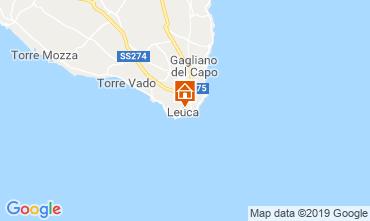 Mappa Santa Maria di Leuca Villa  118108
