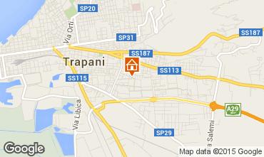 Mappa Trapani Appartamento 92341