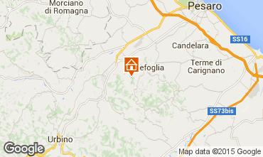 Mappa Pesaro Casa 83169