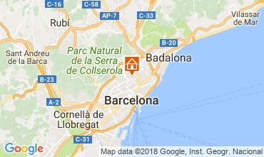 Mappa Barcellona Appartamento 72336