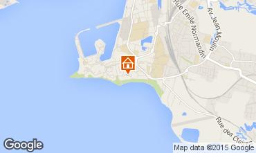 Mappa La Rochelle Appartamento 62173