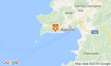 Mappa Ajaccio Monolocale 114480