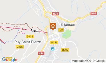 Mappa Briançon Appartamento 117826