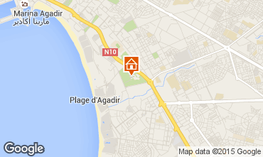 Mappa Agadir Appartamento 53831